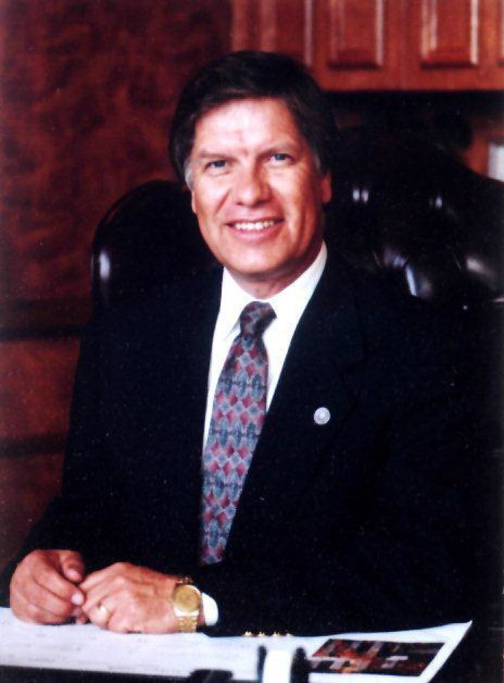 Choctaw Nation Chief Gregory Pyle <strong>PROVIDED - Photo provided</strong>