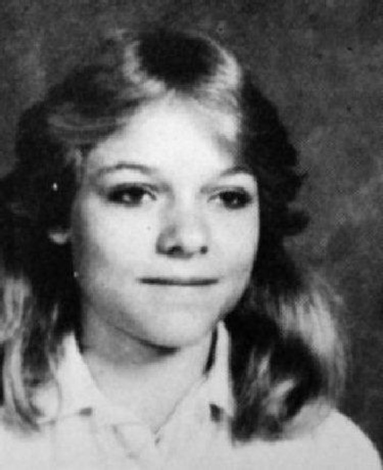 Photo - Fawn M. Abell, one of two sisters missing from Bethany since July 25, 1985. Would now be 43.