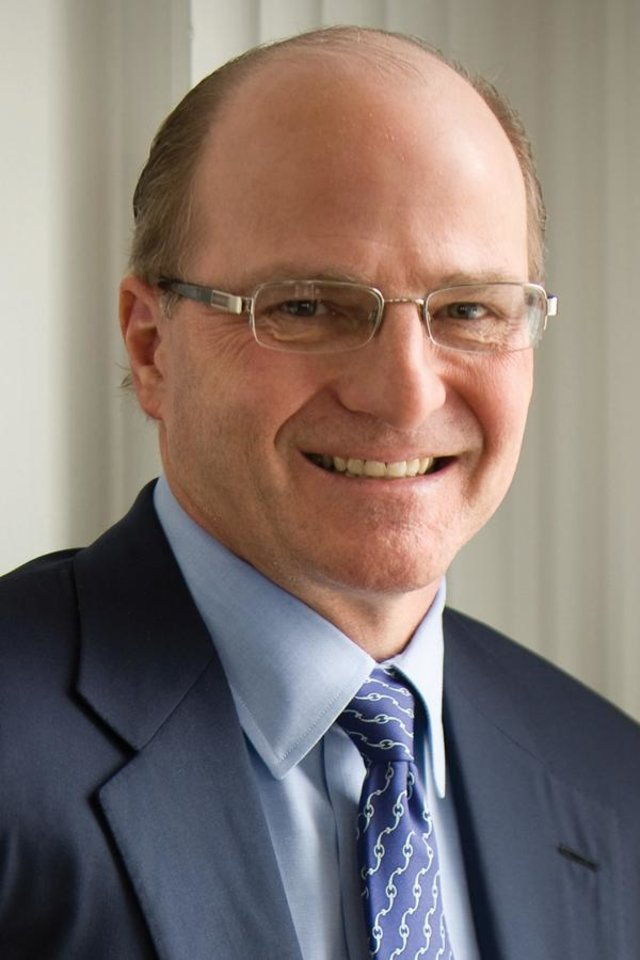 Photo -  Tom Ward CEO and chairman of Tapstone Energy