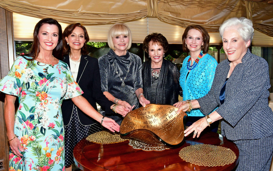 Photo - Terri Cornett, Cathy Keating, Judy Love, Mo Anderson, Jane Gamble, Nancy Ellis. PHOTO PROVIDED