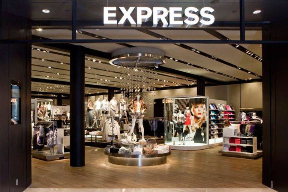 Photo - Mall fashion retailer Express has announced some store closures this month, with more to follow.