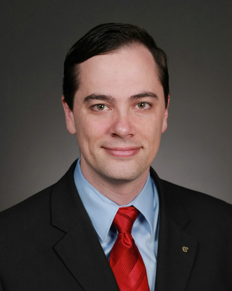Rep. Jason W. Murphey R-Guthrie <strong>PROVIDED</strong>