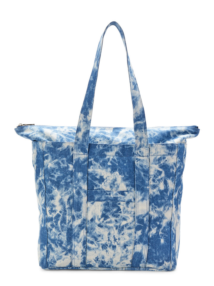 Photo - Tie-dye tote from Walmart, on sale for $11.
