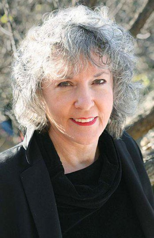 Sue Grafton Photo provided