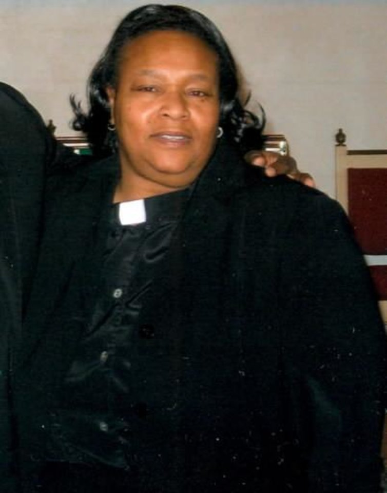 The Rev.  Carol  Daniels, 61, was found slain Sunday, Aug. 23, 2009, at a church in Anadarko. Provided by the Oklahoma State Bureau of Investigation