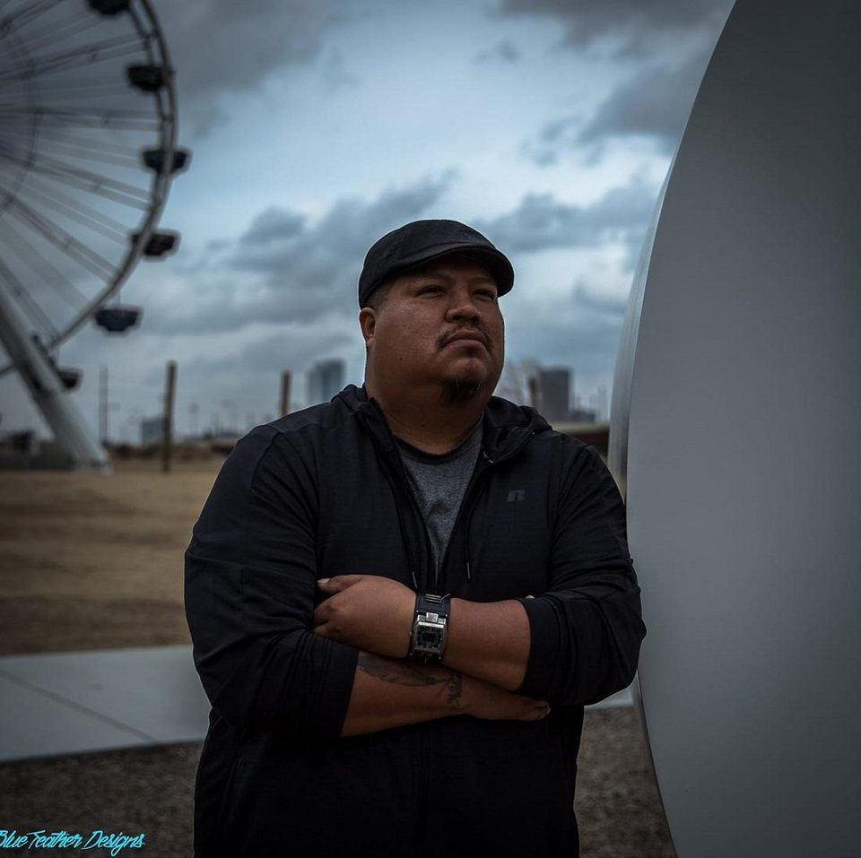 Photo - Oklahoma-based Native American filmmaker Mark Williams will show his short film