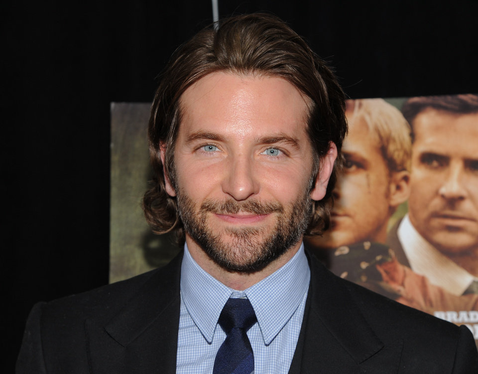 Photo - FILE - in this March 28, 2013 file photo, actor Bradley Cooper attends the premiere of Focus Features'