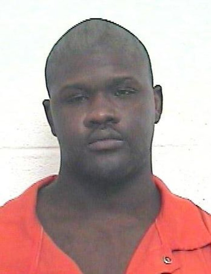 Photo - Carlis Anthony Ball, 25, is serving a sentence of life in prison without the possibility of parole for the death of his son, Keenan Taylor. ORG XMIT: KOD