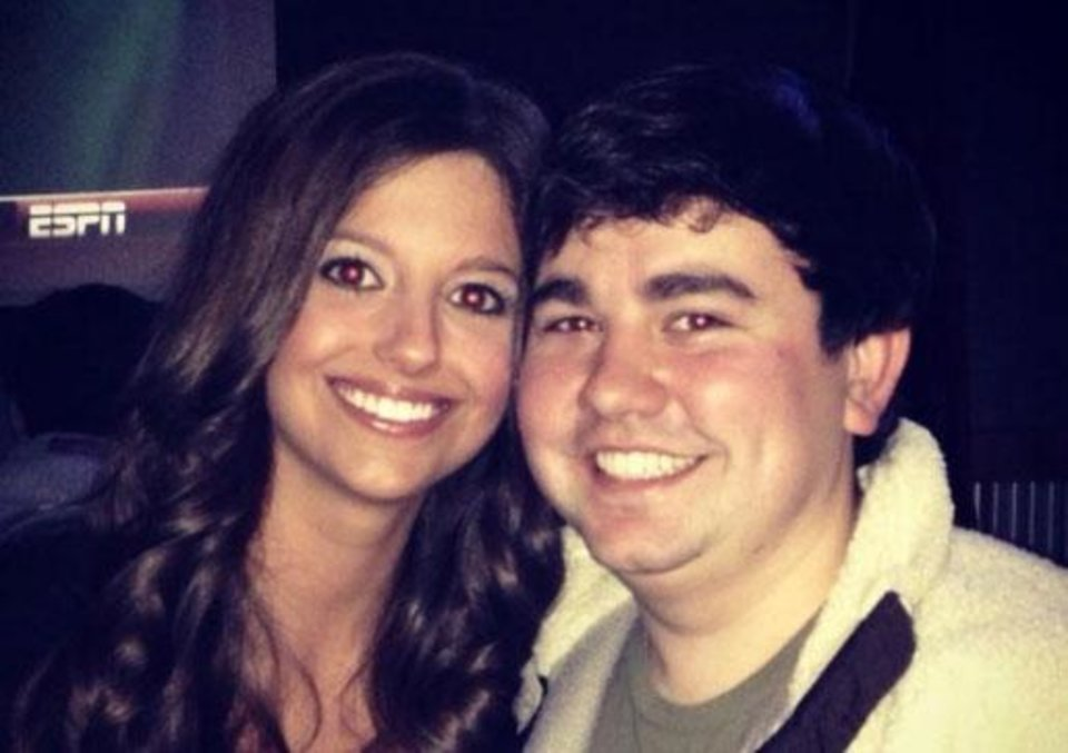 "Rachel Nicole Swetnam, 21, of Grove and William ""Trey"" Lewis Varner III, 21, of Texarkana, Ark. Facebook photo"