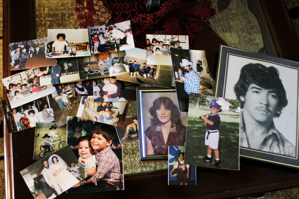 A collection of photos chronicles the lives of the Marquezes, one of the first Mexican-American families in Hennessey. (Photos supplied by Marquez family) <strong>PROVIDED - Marquez Family</strong>