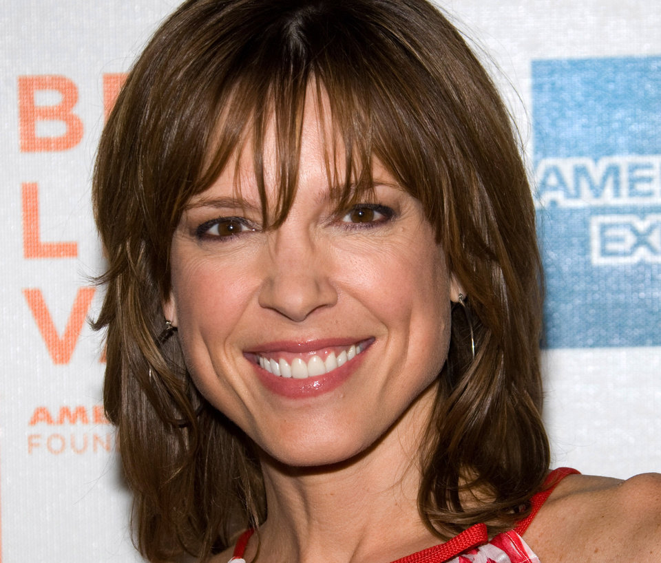 FILE - In this Friday, April 23, 2010 file photo, Hannah Storm attends the premiere of