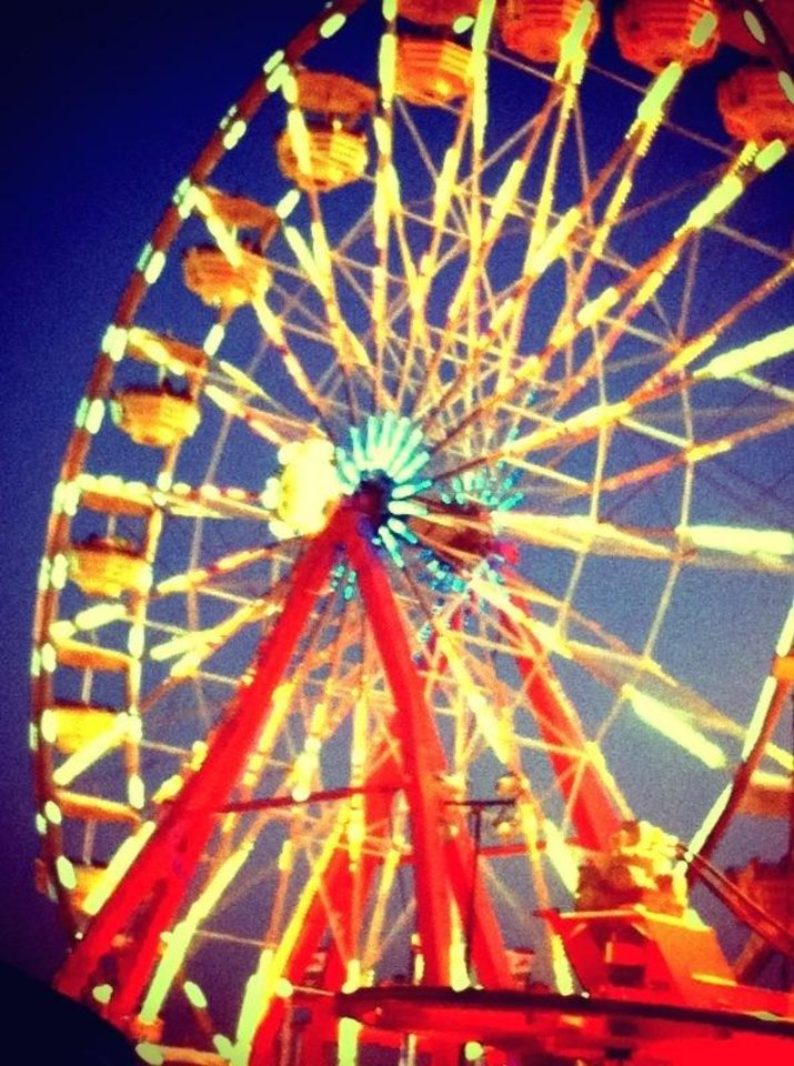 Photo - Ferriswheel at State Fair