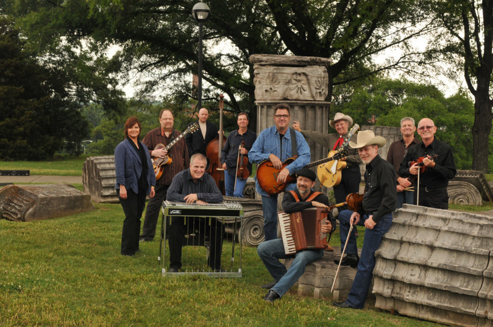 Photo - The Time Jumpers. Photo by Jim McGuire