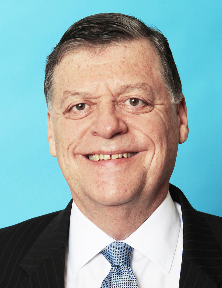 Photo - Rep. Tom Cole Won the 4th District Republican primary