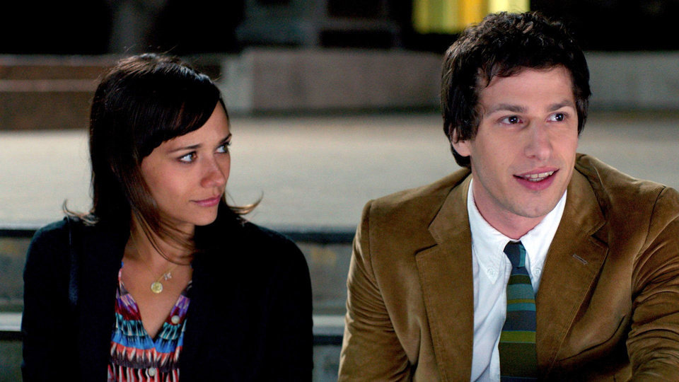 "Rashida Jones and Andy Samberg star in ""Celeste and Jesse Forever."" PHOTO PROVIDED"