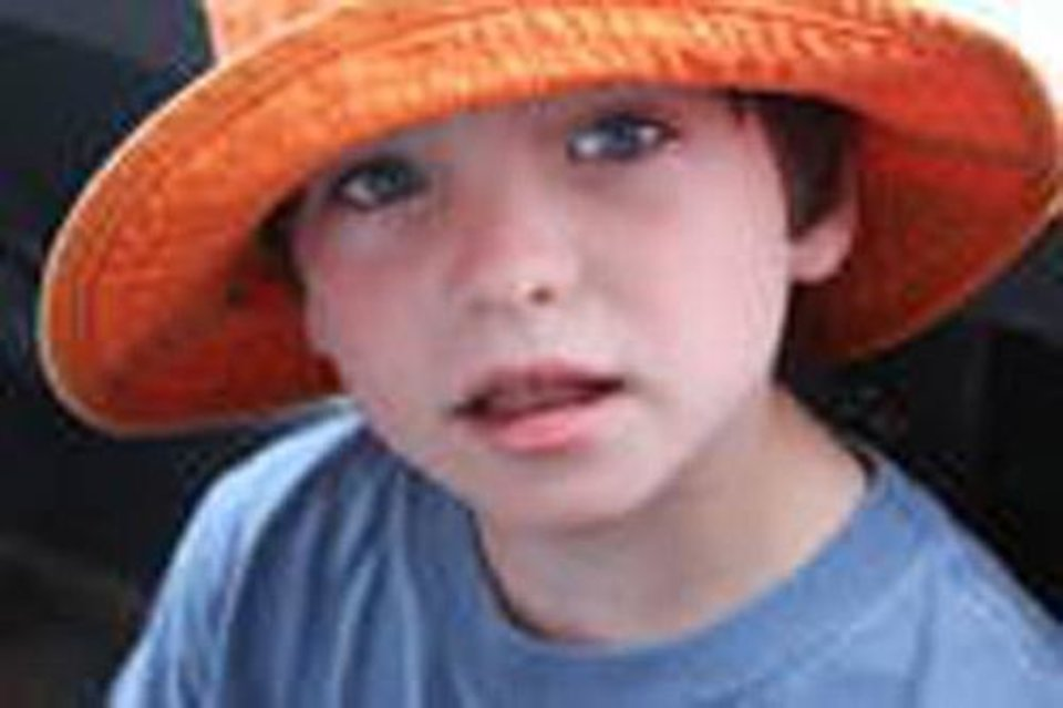 Photo - This undated photo made available on behalf of the Hockley family shows Dylan Hockley, 6.  Hockley was killed on Friday, Dec. 14, 2012, when a gunman walked into Sandy Hook Elementary School in Newtown, Conn. and opened fire, killing 26 people, including 20 children. (AP Photo/The Hockley Family)
