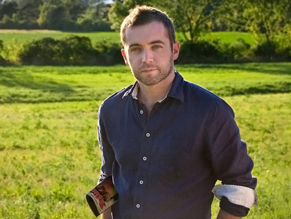 "FILE - This undated file photo provided by Blue Rider Press/Penguin shows award-winning journalist and war correspondent Michael Hastings. A Los Angeles County coroner�s autopsy report released Tuesday, Aug. 20, 2013, says the 33-year-old Hastings died instantly of ""massive blunt force trauma.""  The autopsy found traces of amphetamine and marijuana in his body but concluded that it was an unlikely contributor to his death in a fiery single-car crash, June 18 in Los Angeles. (AP Photo/Blue Rider Press/Penguin, File)"