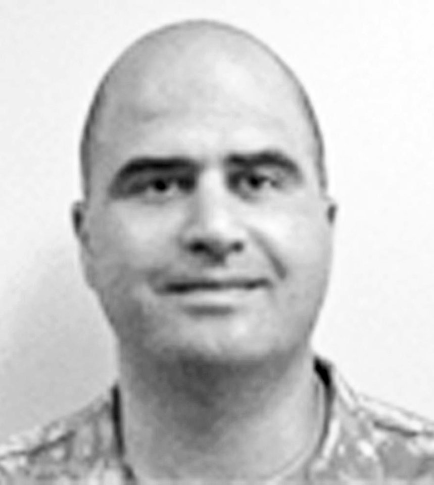 Photo - Army Maj. Nidal Malik Hasan