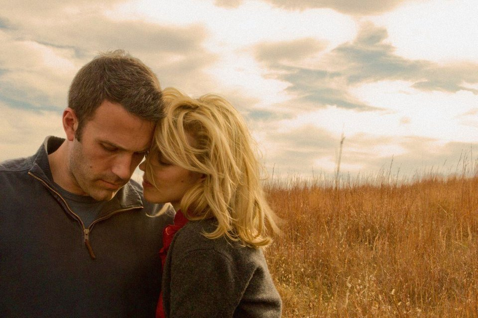 "Ben Affleck and Rachel McAdams star in ""To the Wonder."" MAGNOLIA PICTURES PHOTO <strong></strong>"