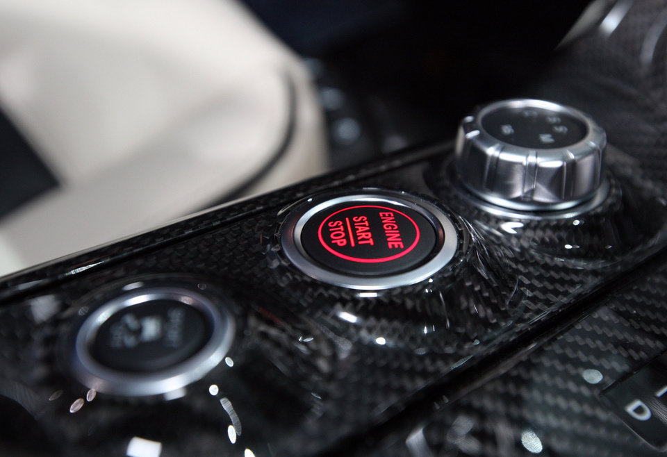 The furor over GM�s deadly ignition switch could doom the car key, in use for 65 years, in favor of a push-button ignition. Shown, the ignition button of a Mercedes SLS AMG automobile at its premiere at the 2009 Frankfurt Motor Show. Photo by Adam Berry, Bloomberg News  <strong>Adam Berry -   </strong>