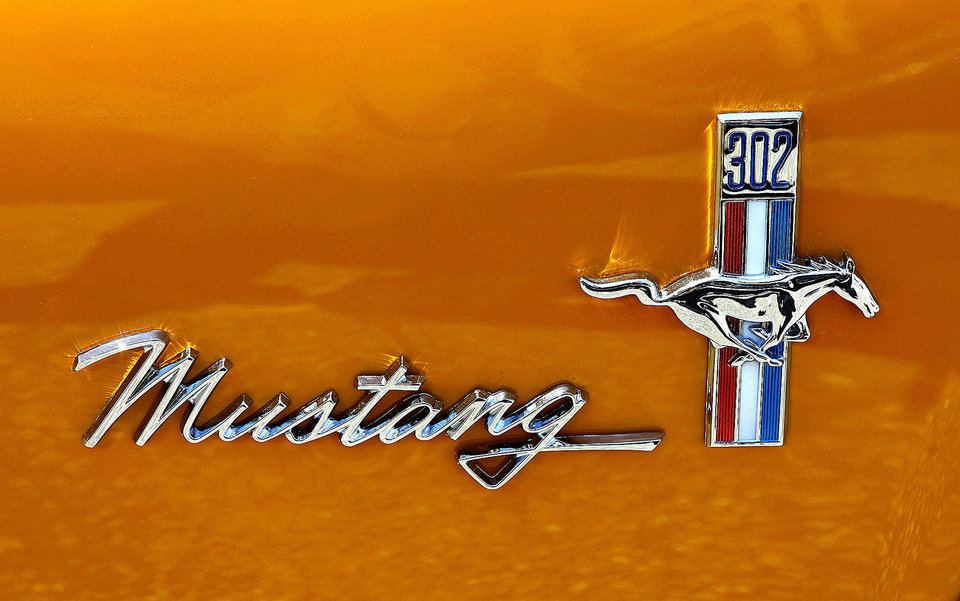 The city of Mustang hosted Ford Mustang Grand National car show over Labor Day weekend.