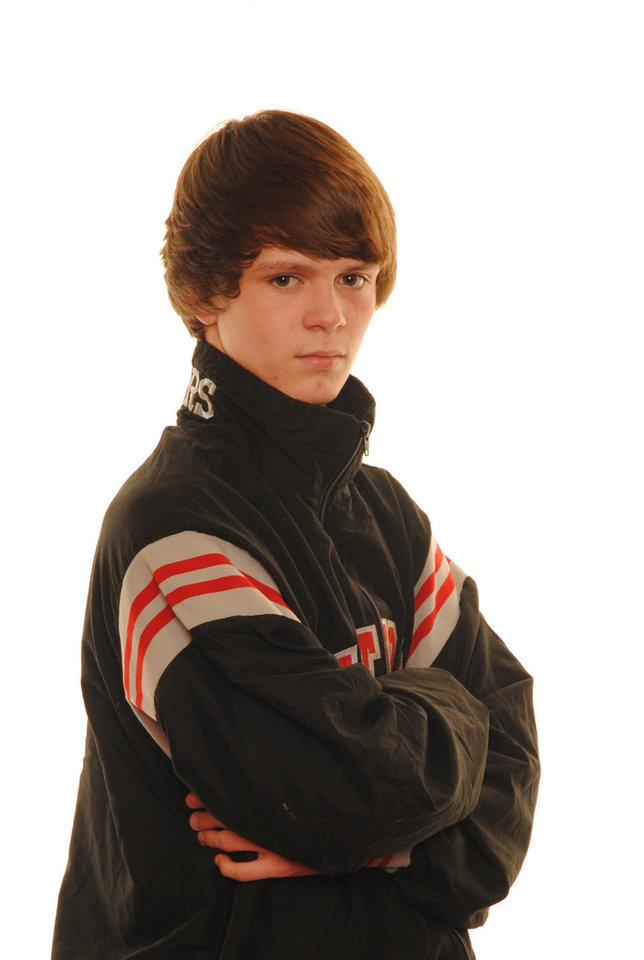 Photo - Dalton Duffield, Westmoore, first team all city at 113 pounds.