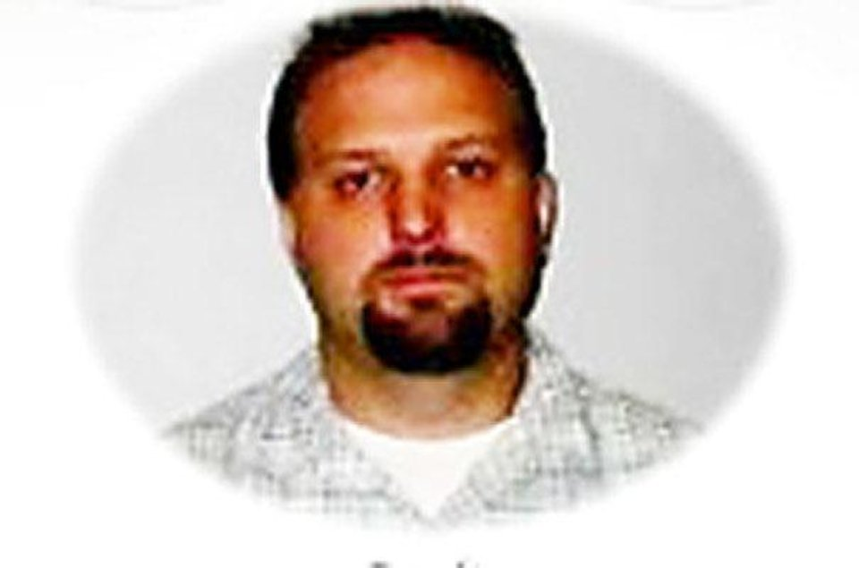 Photo - Oklahoma probation and parole officer Jeff McCoy was killed while on duty Friday, May 18, 2012. PHOTO PROVIDED