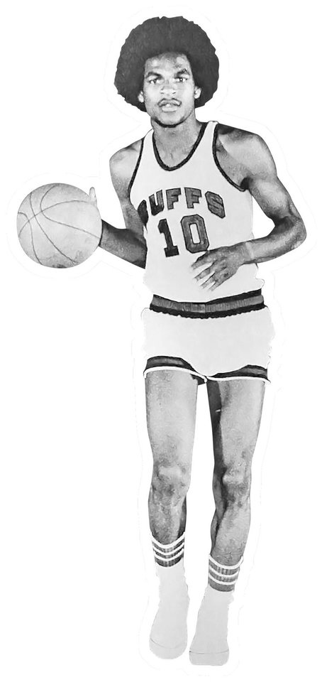 Photo -  Maurice Cheeks starred at West Texas State (now known as West Texas A&M) before the Philadelphia 76ers selected him 36th overall in the 1978 NBA Draft. [PHOTO PROVIDED]