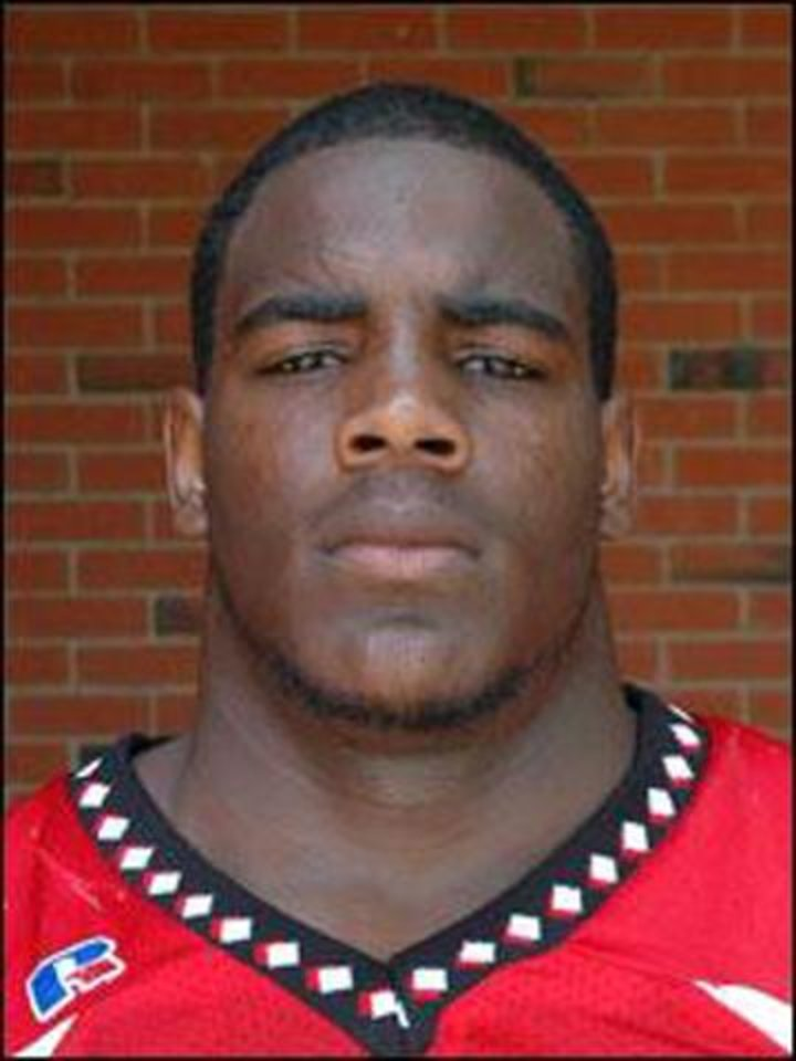 Photo - COLLEGE FOOTBALL: Donald Booker, Oklahoma State University (OSU) signee ORG XMIT: 0805171945214957