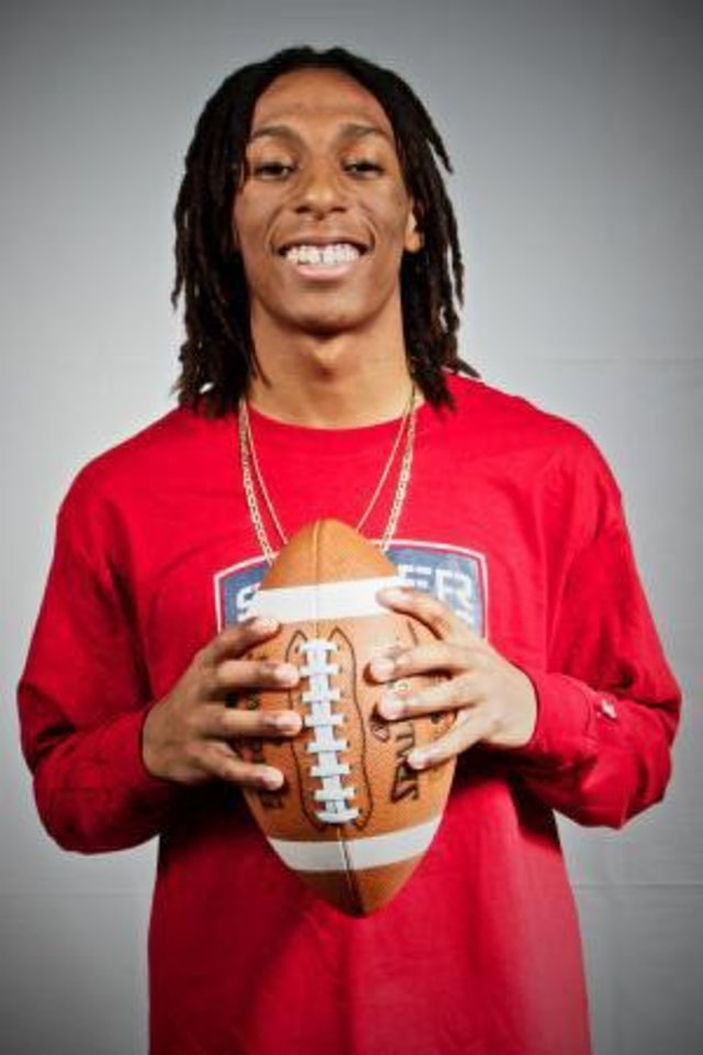 Late Sooner signee L.J. Moore. PHOTO PROVIDED <strong></strong>