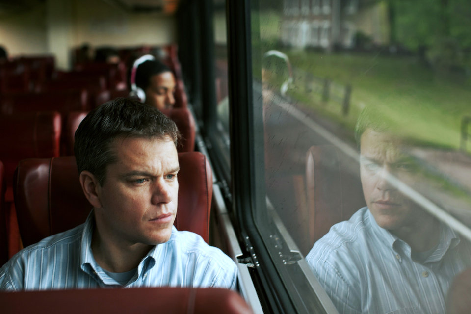 Photo - This undated publicity film image provided by Focus Features shows Matt Damon starring as Steve Butler in Gus Van Sant's contemporary drama,