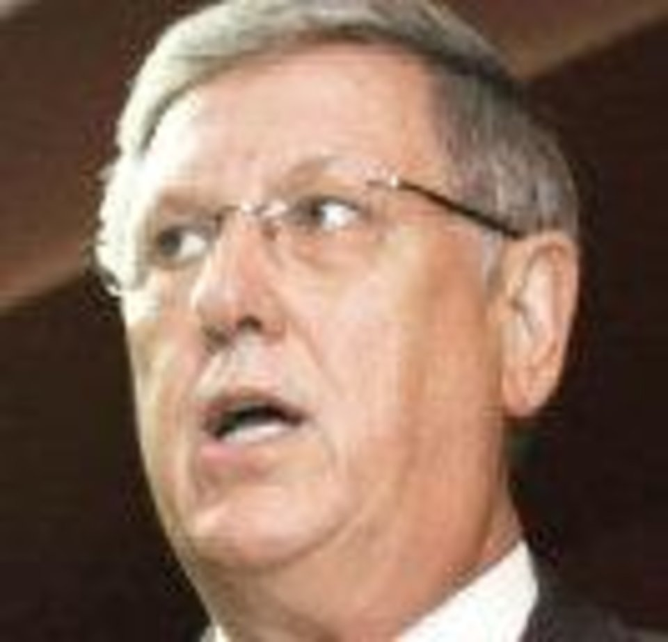 Photo - Keith Ballard, Tulsa Public Schools superintendent