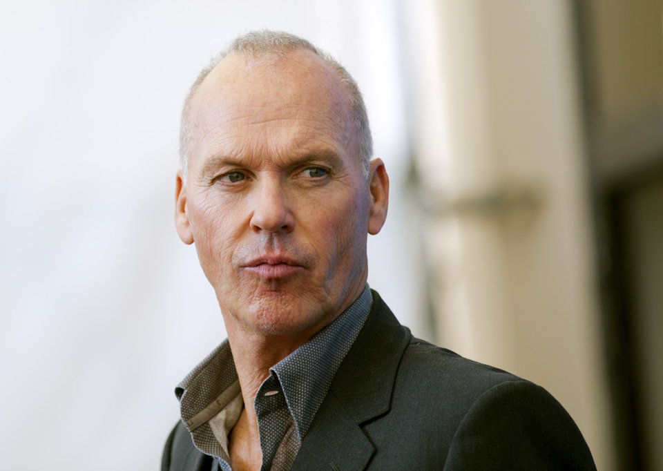 Photo - Actor Michael Keaton poses during a photo call for the movie Birdman at the 71st edition of the Venice Film Festival in Venice, Italy, Wednesday, Aug. 27, 2014. (AP Photo/Andrew Medichini)