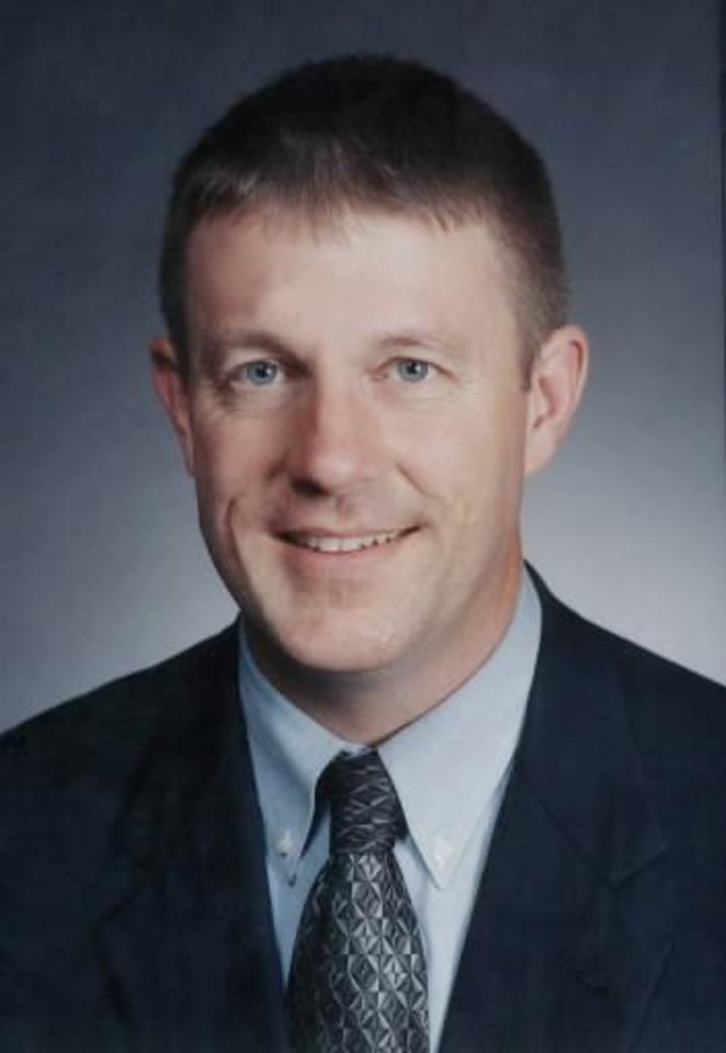 Photo - Kevin  Calvey. He is a Republican from Oklahoma City seeking the 5th Congressional District seat. Provided