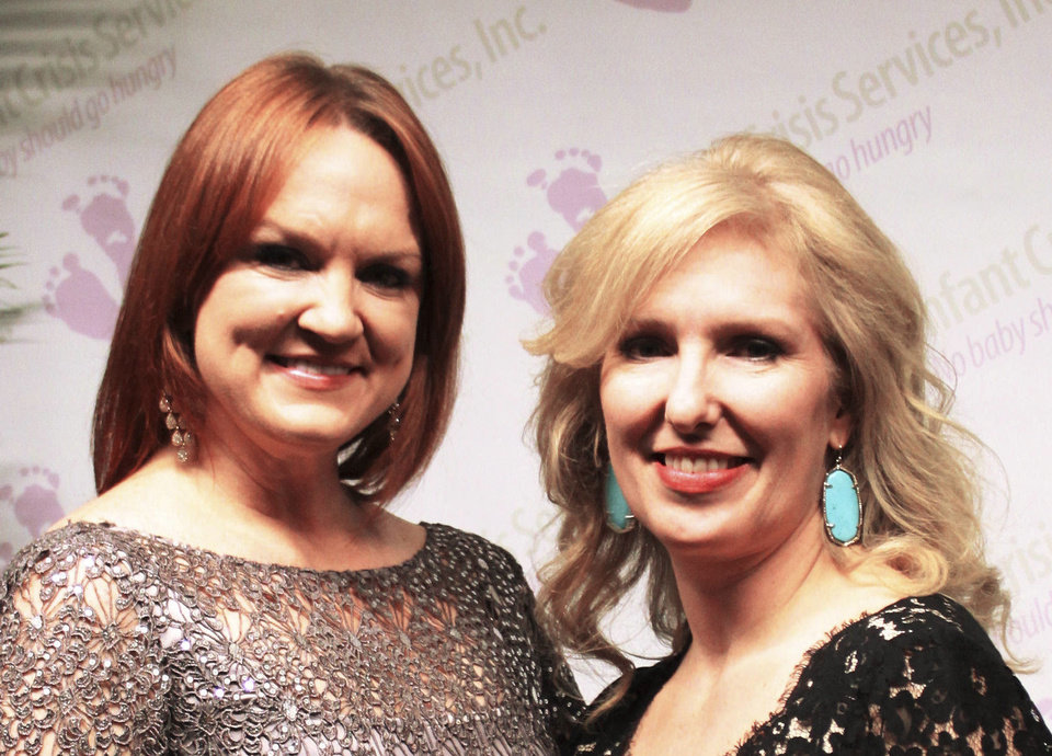 The Pioneer Woman Ree Drummond, Jo Lynne Jones. PHOTOs PROVIDED