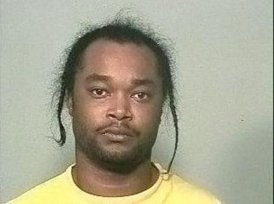 Photo - Lydell Rayshon Hamon  Provided - Oklahoma County jail