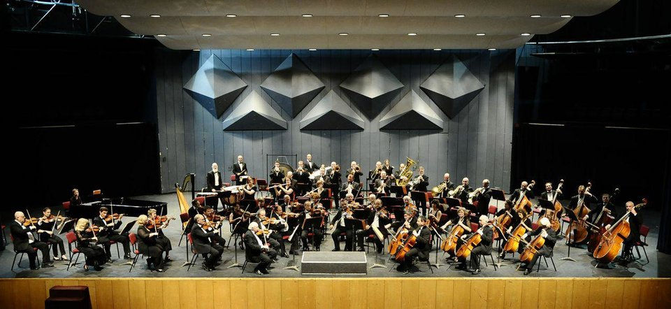 Photo - The Haifa Symphony Orchestra of Israel   Photo provided  Photo provided