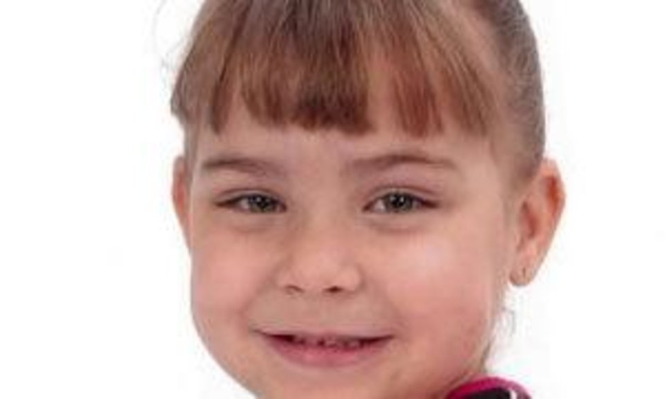 Serenity Anne Deal, 5. died of child abuse. Her father, Sean Devon Brooks, 31, was charged in Oklahoma County District Court with first-degree murder and felony child abuse. PROVIDED
