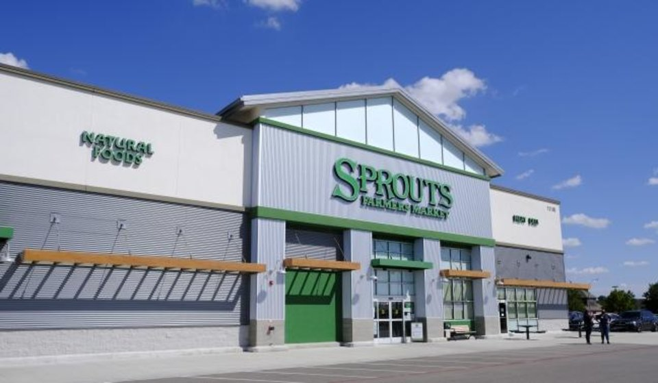 Photo -  Greenbriar Square Shopping Center, anchored by Sprouts, 12100 S Pennsylvania Ave., sold in the second quarter for $10.7 million, one of the few significant investment sales. [DOUG HOKE/THE OKLAHOMAN]