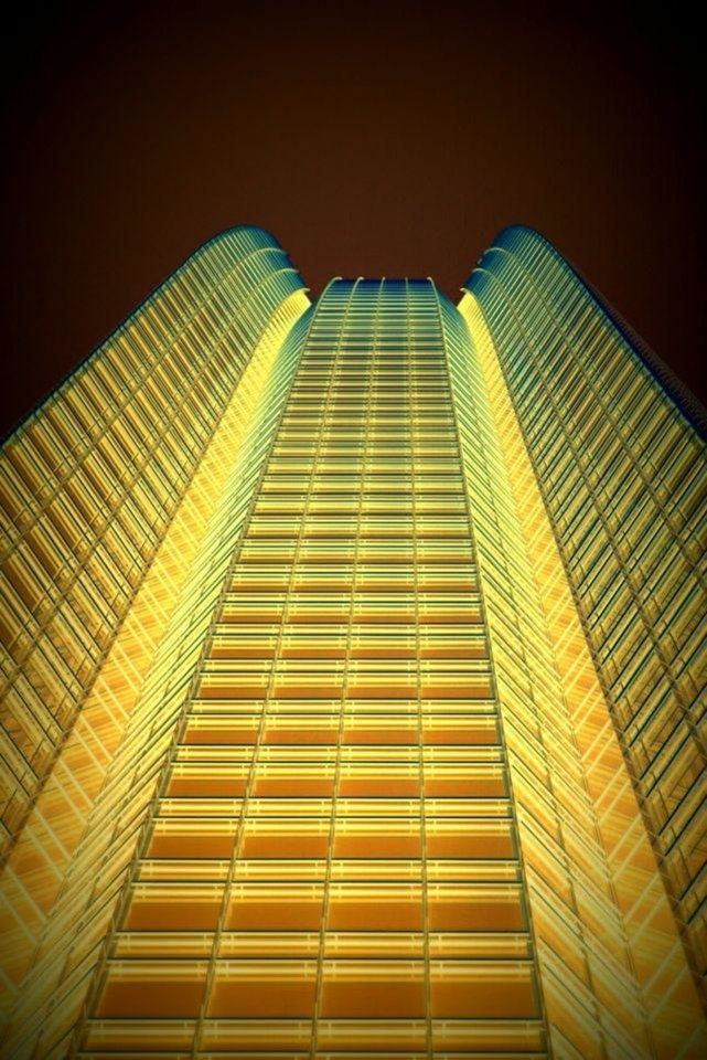 Devon Tower - a different perspective - @jayspear