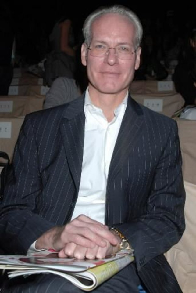 Photo -  Tim Gunn of Project Runway and Tim Gunn's Guide to Style