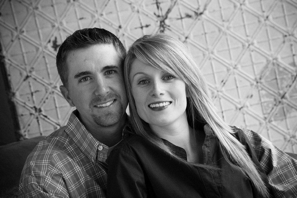 Jaycee Elliott and husband Travis Elliott.  <strong>Photo Provided - Photo Provided</strong>
