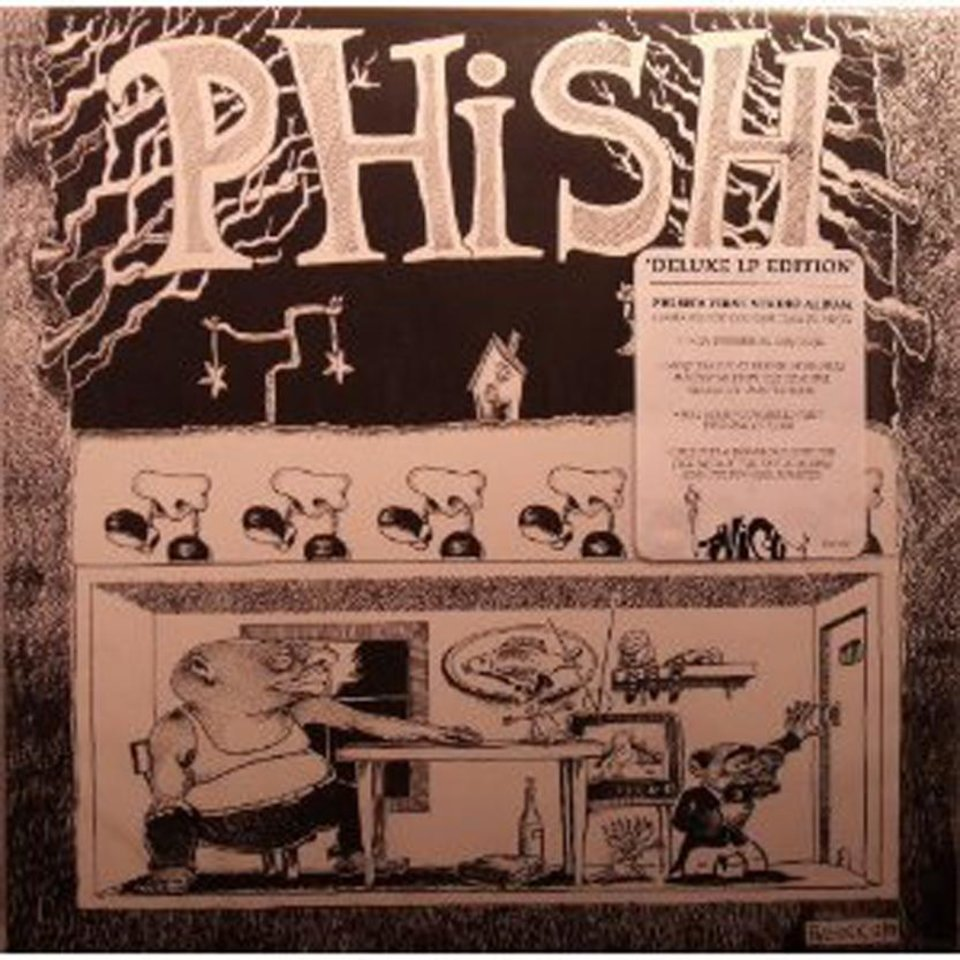 "Record Store Day edition of the classic Phish debut, ""Junta."" <strong></strong>"