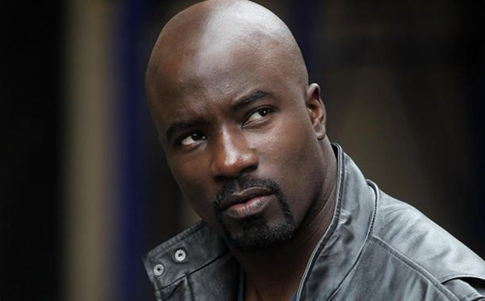 Photo - Mike Colter as Luke Cage