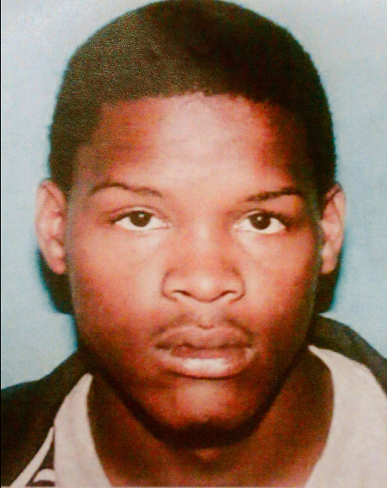 A photo provided by New Orleans Police Superintendent Ronal Serpas shows 19-year-old Akien Scott who is wanted in the Mother\'s Day shootings. Scott was arrested in the Little Woods section of eastern New Orleans, Wednesday night May 15, 2013 police department spokeswoman Remi Braden said. (AP Photo/Bill Haber)