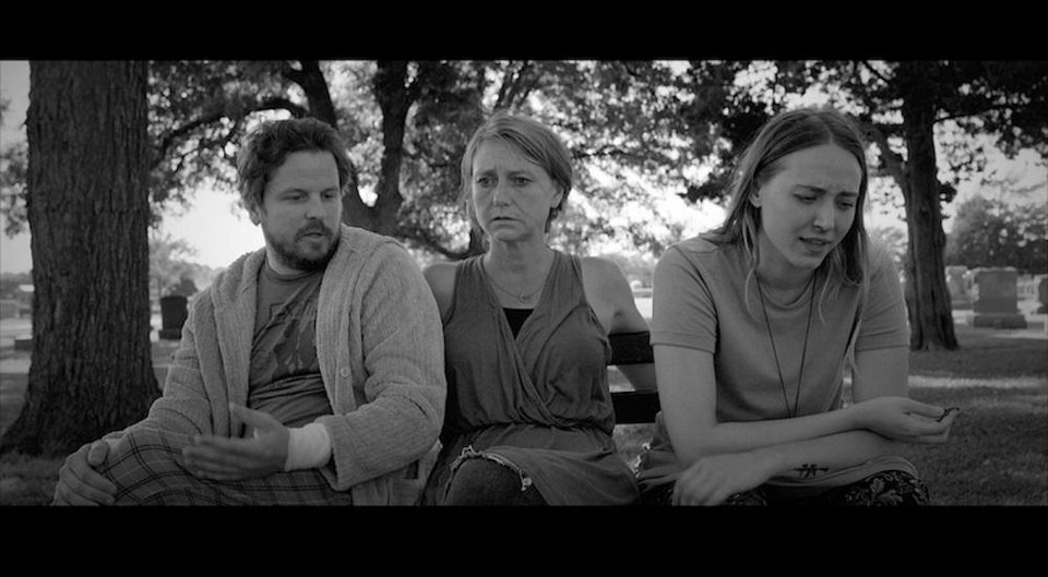 Photo - From left, Mickey Reece, Mary Buss and Cate Jones appear in  the film