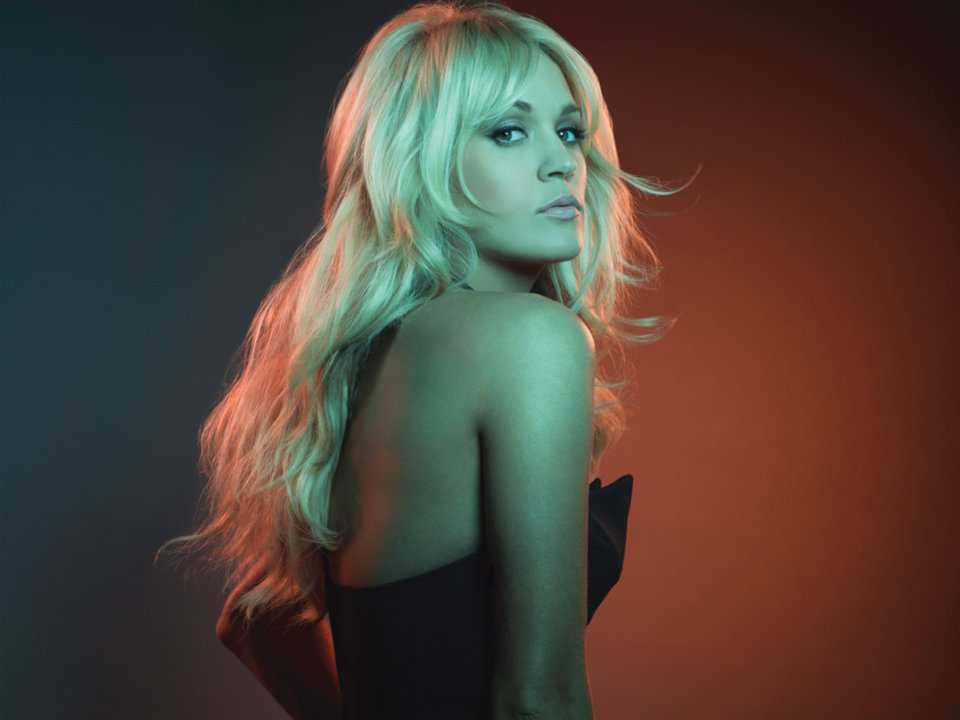 Carrie Underwood Photos provided