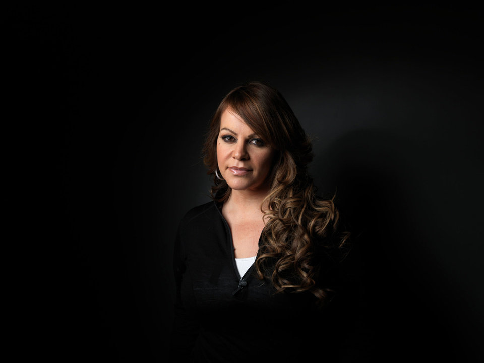 Photo - FILE - In this Jan. 22, 2012, file photo, Jenni Rivera, from the film