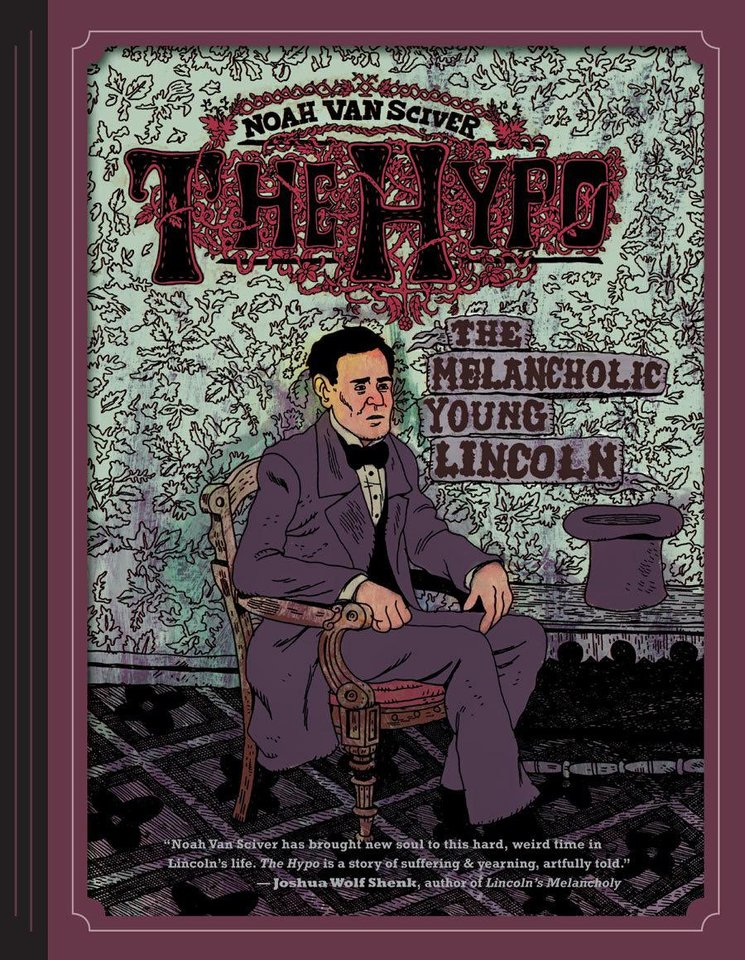 """The Hypo."" Fantagraphics. <strong></strong>"