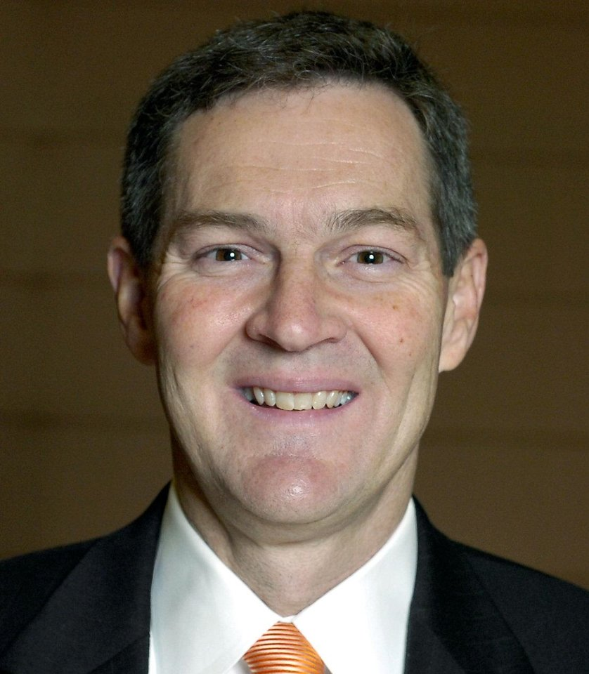 Oklahoma State University (OSU) Director of Communications Gary Shutt Saturday, December 17, 2005 in Stillwater, Okla. By Matt Strasen/The Oklahoman